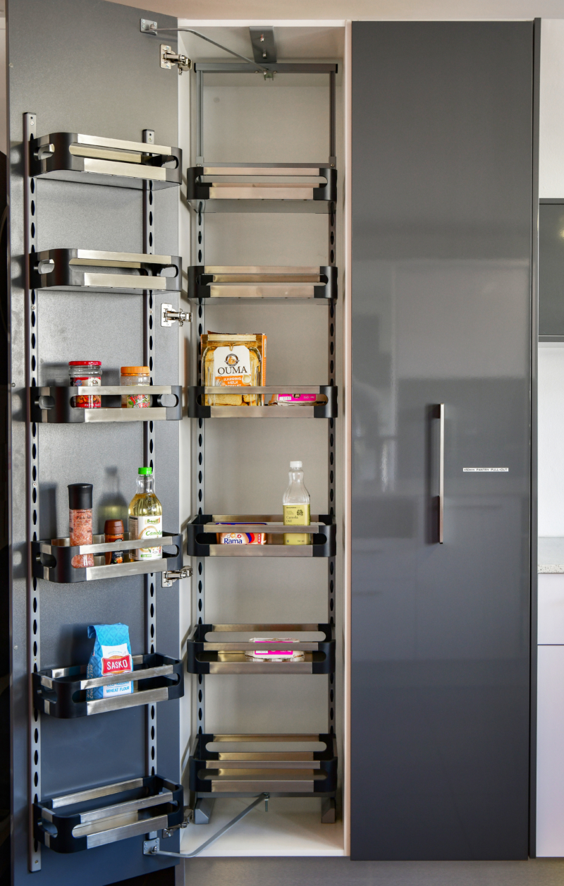 Stainless Steel Pullout