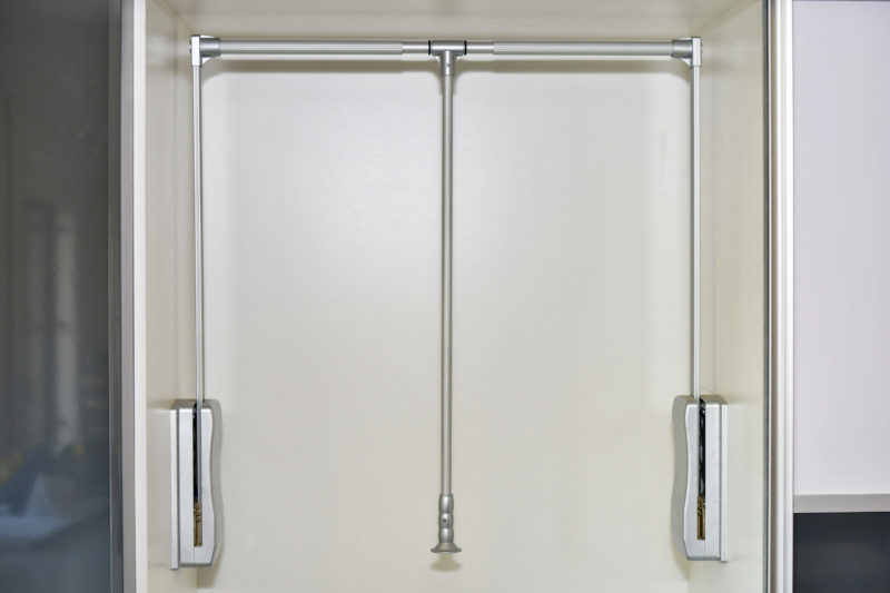 Deluxe Wardrobe Pull Down with Soft Close
