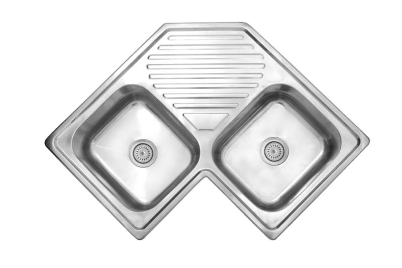 Corner Sink