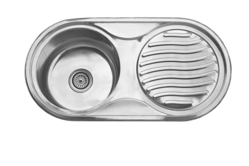 Prep bowl Sink
