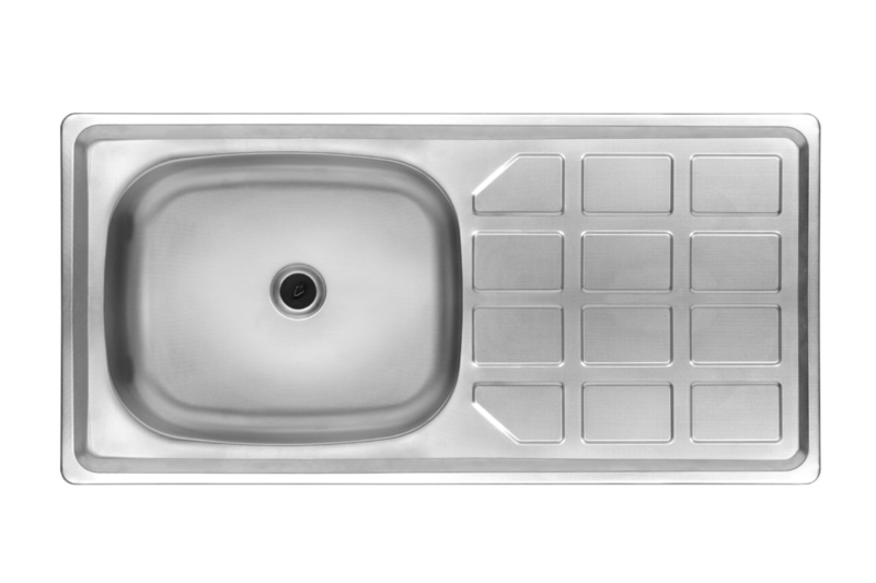 SC7540/CS Single Bowl Sink