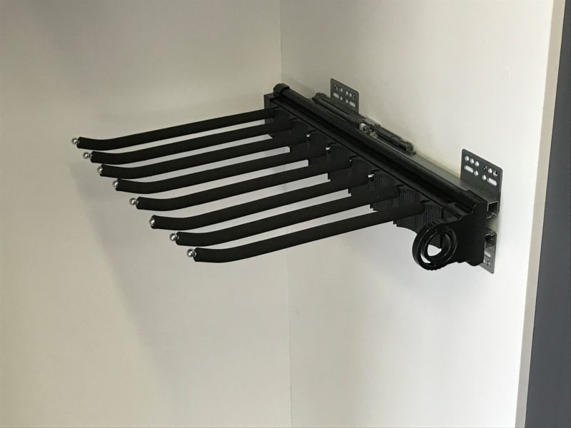 Side Mount Trouser Pullout